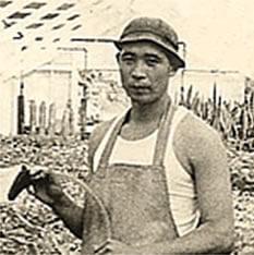 山田 尊、当時の写真